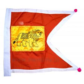 Kodi Nandi - Simmam - Lion Flags Cloth