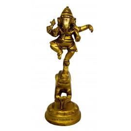 Narthana Vinayagar Brass