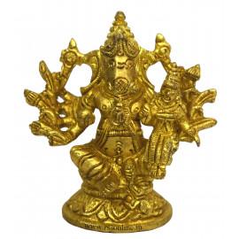 Ganesh Lakshmi Brass