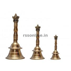 Pooja Hand Bell - Chakram