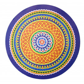 Kolam Sticker Round