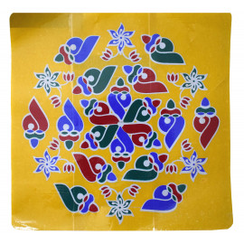Sticker Kolam Small