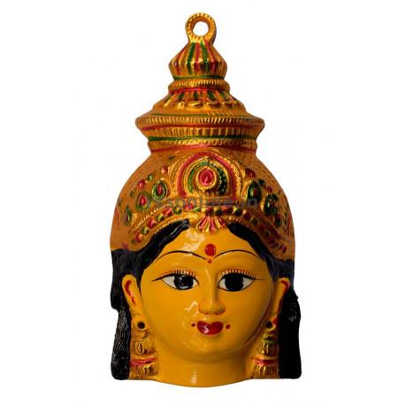 Varalakshmi Face