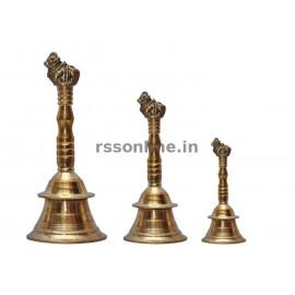 Hand Pooja Bell - Nandhi