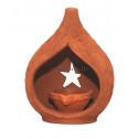 Lamp Coconut Model - Sand