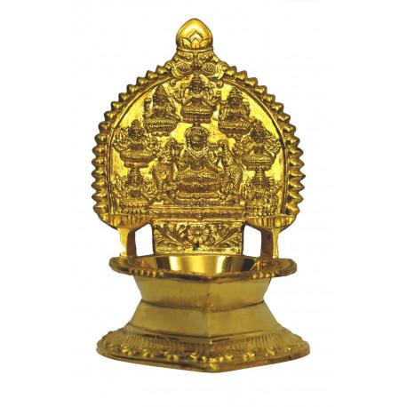 Astalakshmi kamatchi vilakku
