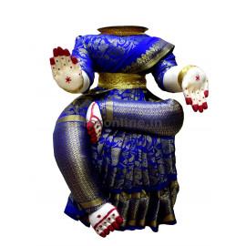 "Varalakshmi Festival  Doll 10"""