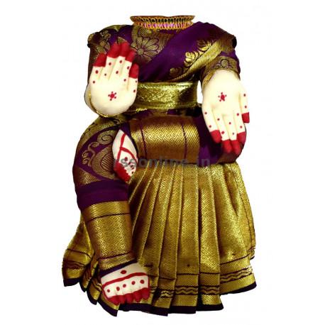 "Varalakshmi Doll 12"""