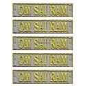 Om Sairam Fancy Sticker