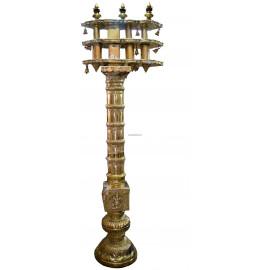 kodimaram 6ft Brass
