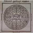 Lakshmi Narasimmar yantra