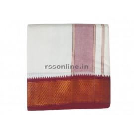 Cotton Iyer Dhoti - 9 X 5
