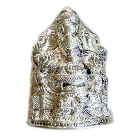 Vinayagar Kavasam Silver Coating
