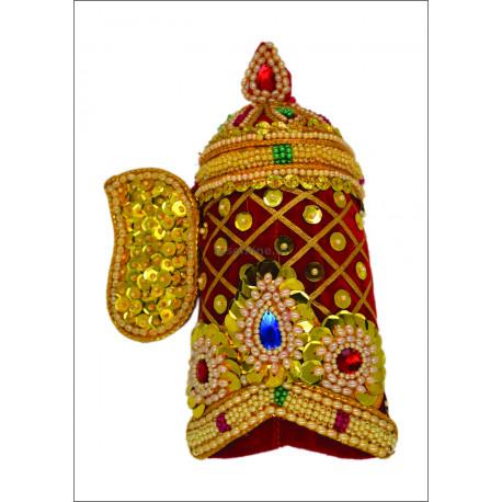 Muthangi Raja Kireedam (Crown)