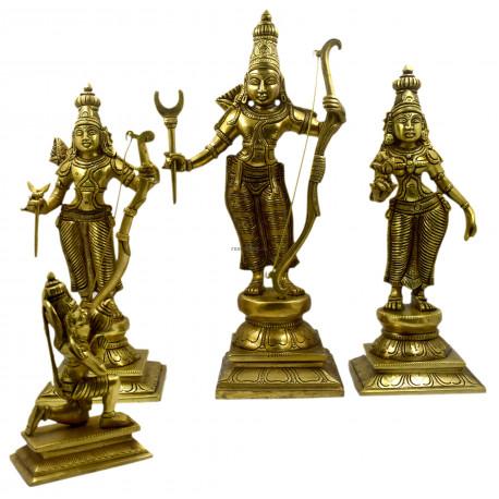 """Ramdarbar Brass 12"""""""