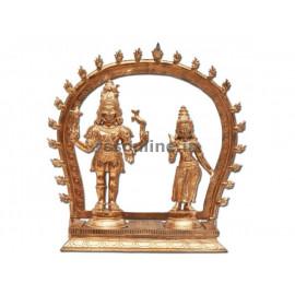 Sivan Parvathi - With Prabhavali
