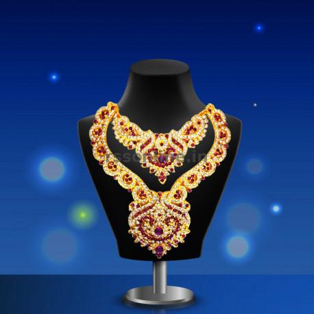 Necklace Stone - 1
