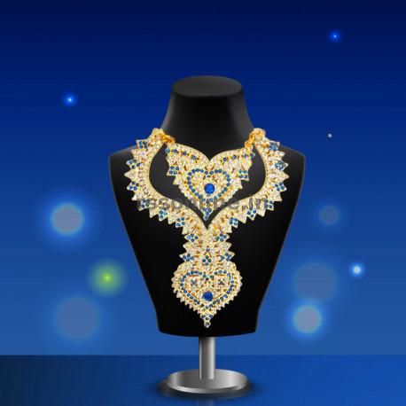 Necklace Stone - 3