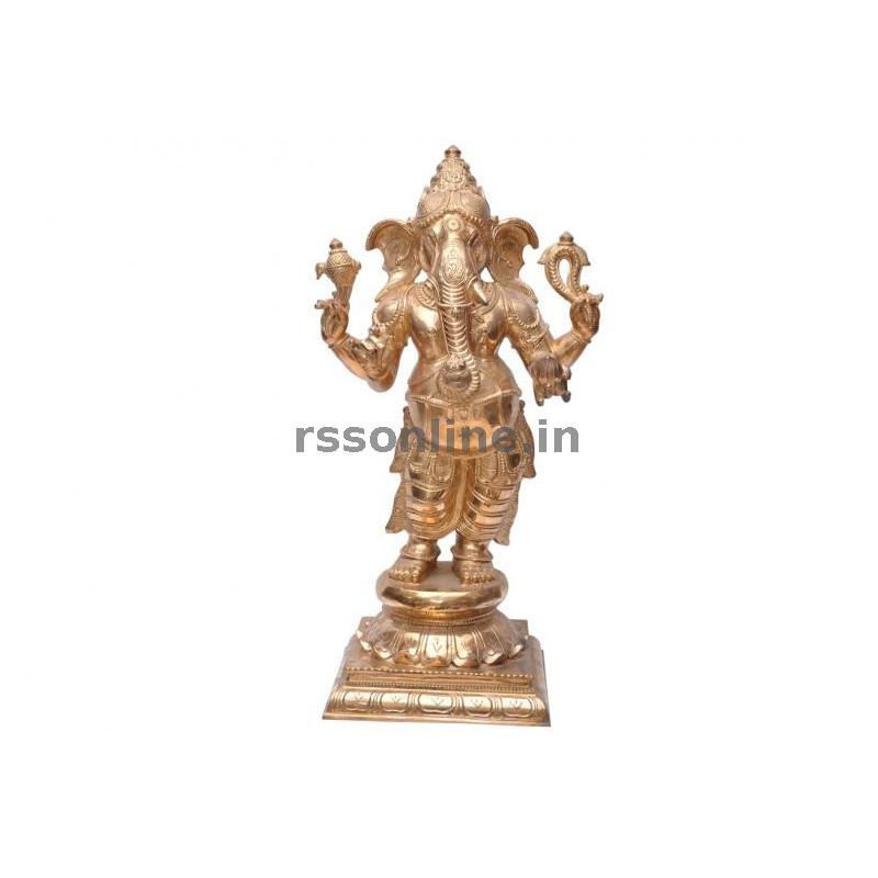 Panchalogam Hindu Idols Online | Panchaloha Idols - Raja