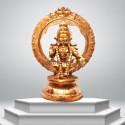 Ayyappan - Panchaloha