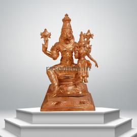 Lakshmi Narasimhar - Panchaloha