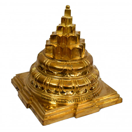 Maha Meru - Panchaloha