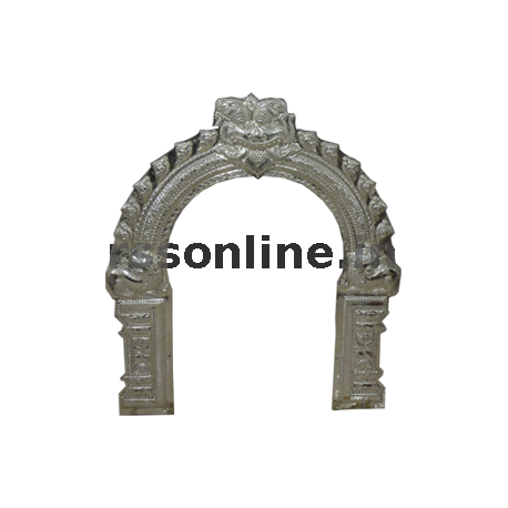 Thiruvachi Silver Plating