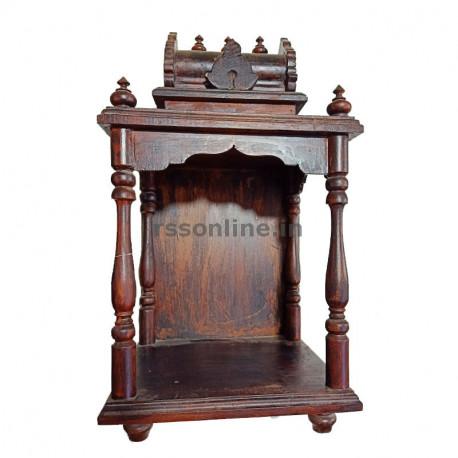 Wood Mandapam