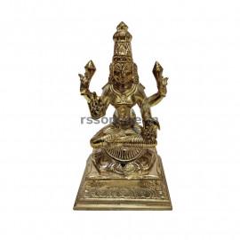 Panchaloha lakshmi