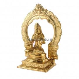 "Annapoorani With Thiruvachi - 4"""