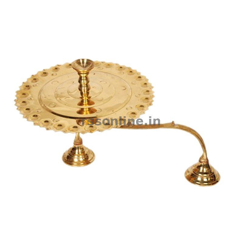 Natchathira Aarathi Brass Articles Temple Puja Items