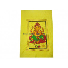 Ganesh Printed Screen - Cotton