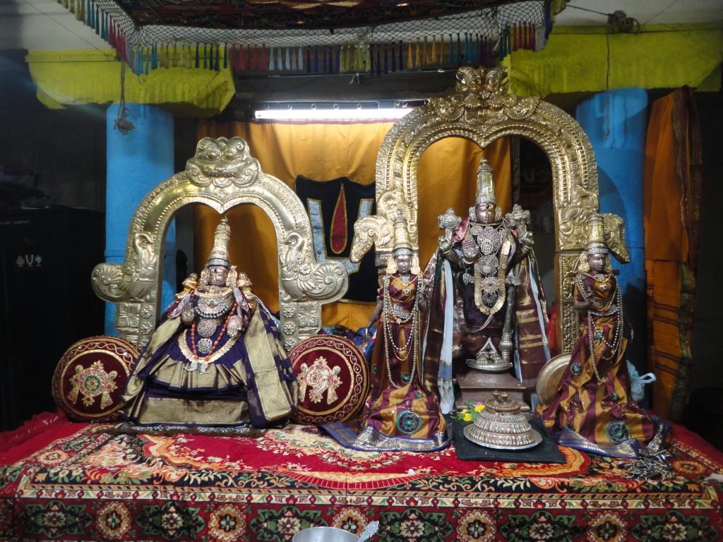 Poigai Azhwar Avathara Utsavam – Yathokthakari Perumal – Kanchipuram Day 9