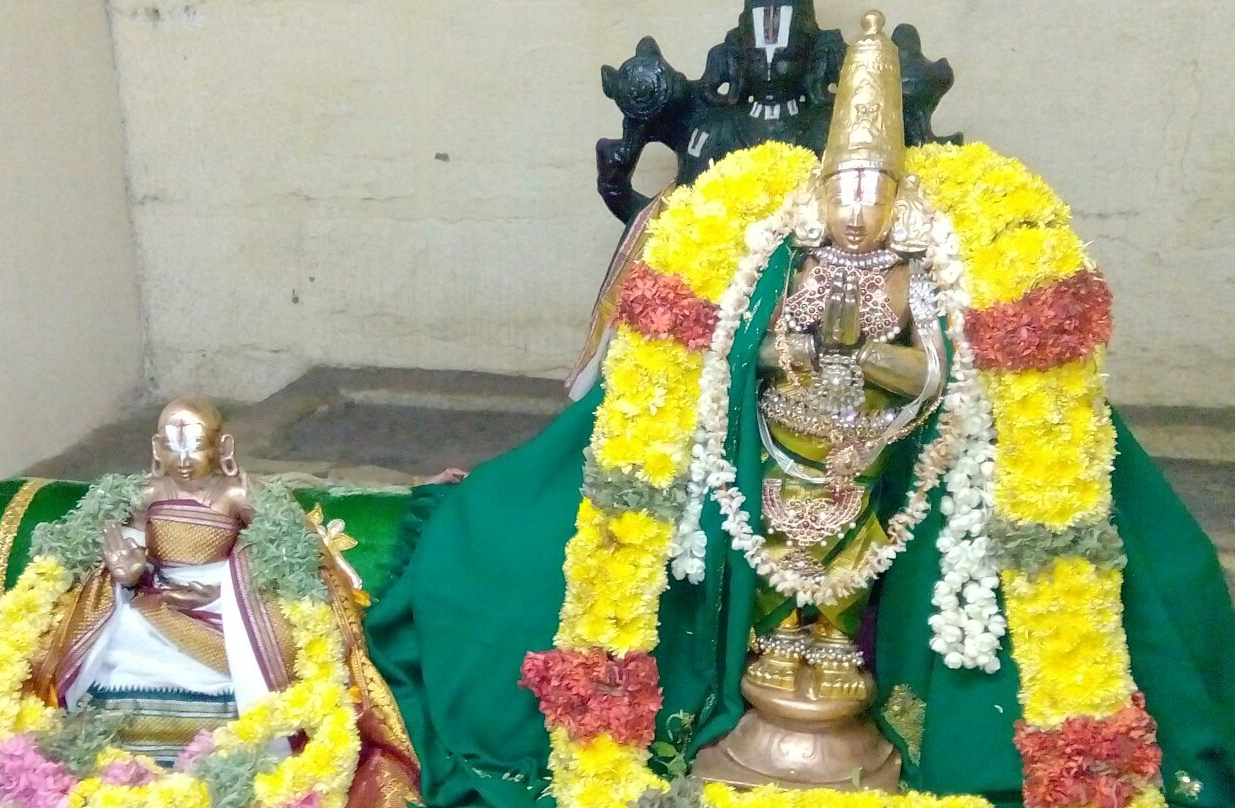 Poigai Azhwar Avathara Utsavam – Yathokthakari Perumal