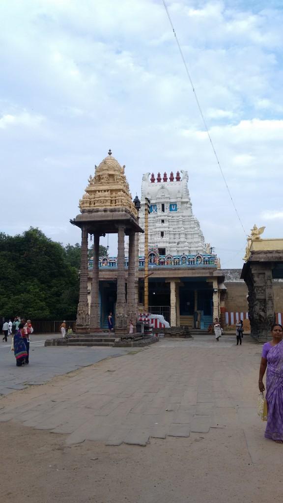 Temple Gopuram - Varadharaja Temple