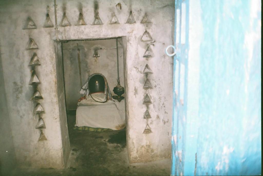 Vazhakkaruheeswarar Temple