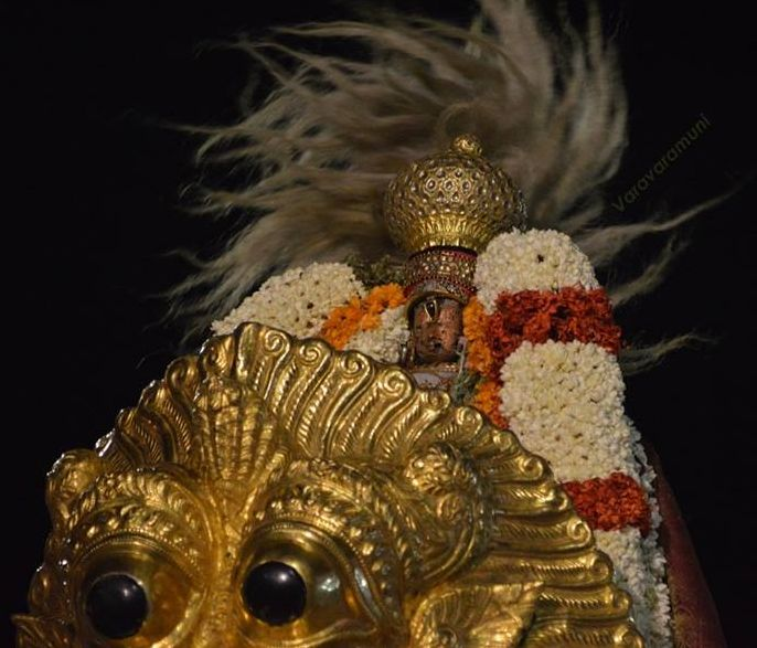 1 -Simha Vahanam