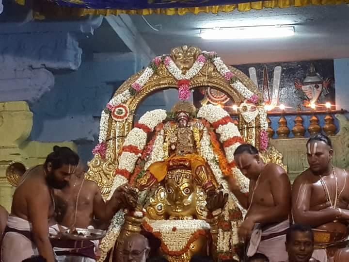 3- Garuda Vahanam