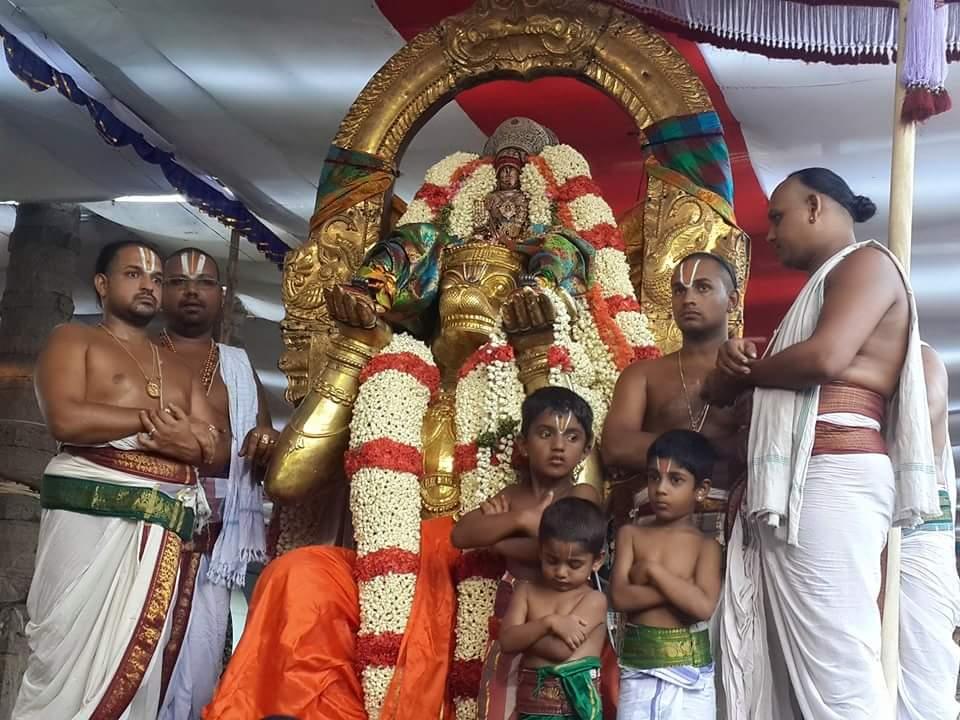 3- Hanumantha Vahanam1