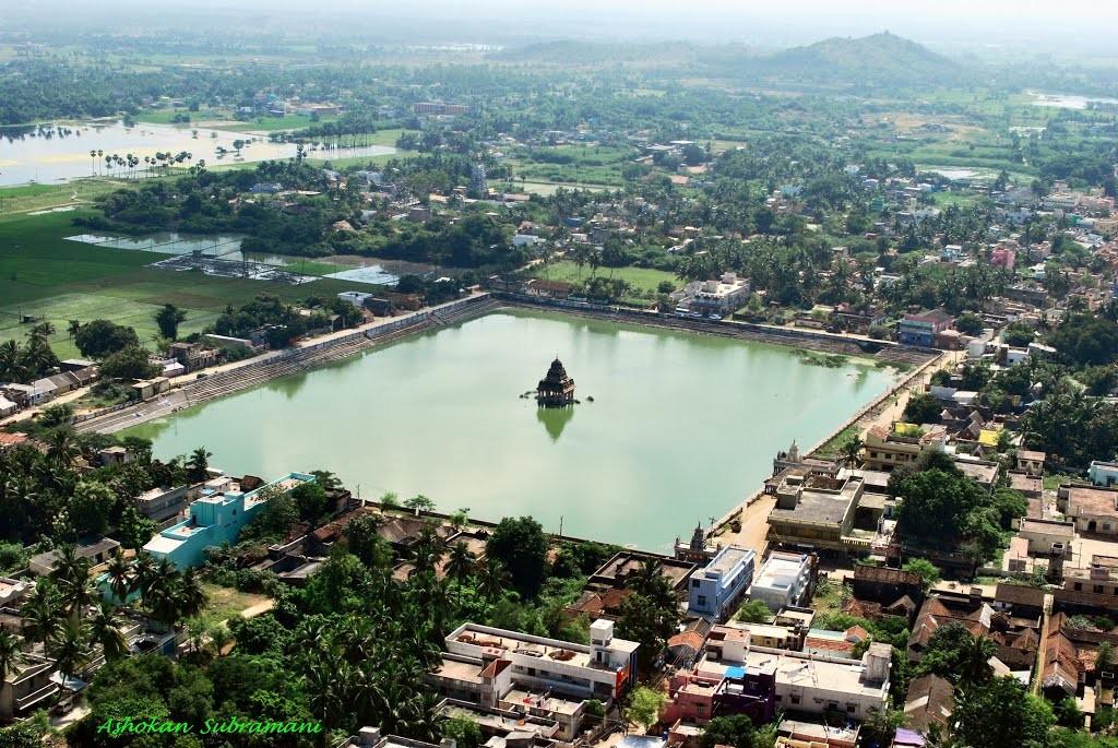 Thirukkazhukundram - Sangu Theertham - Miracles in Hinduism