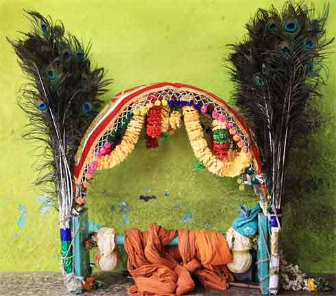 Kavadi - Miracles in Hinduism