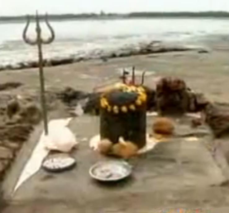 Miracles in Hinduism - Nishklanga Mahadevar