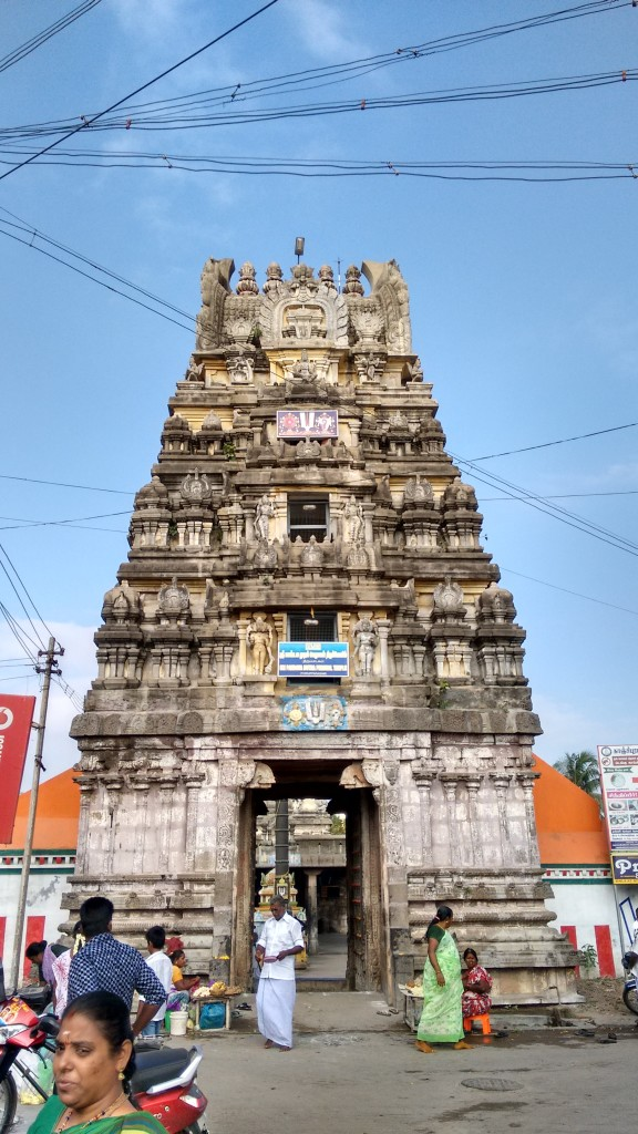 Pandava Dhootha Perumal Kovil Kanchi - பாண்டவ தூத பெருமாள் கோவில் காஞ்சி
