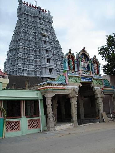 Miracles in Hinduism - Srivilliputur Shivan Temple