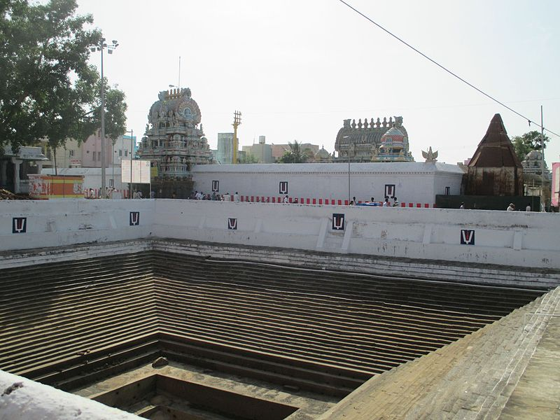 Ulagalandha Perumal Temple - Kanchipuram - உலகளந்த பெருமாள் கோவில் காஞ்சிபுரம்