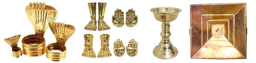 Temple Arthi Items